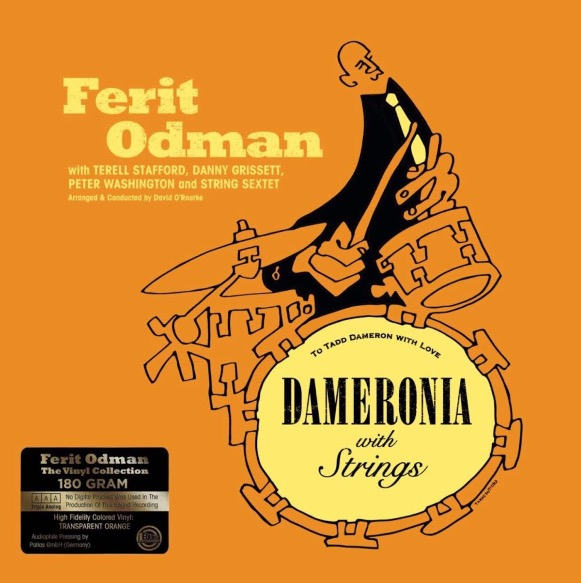 FERIT ODMAN DAMERONIA WITH STRINGS (COLOURED VINYL) (PLAK)