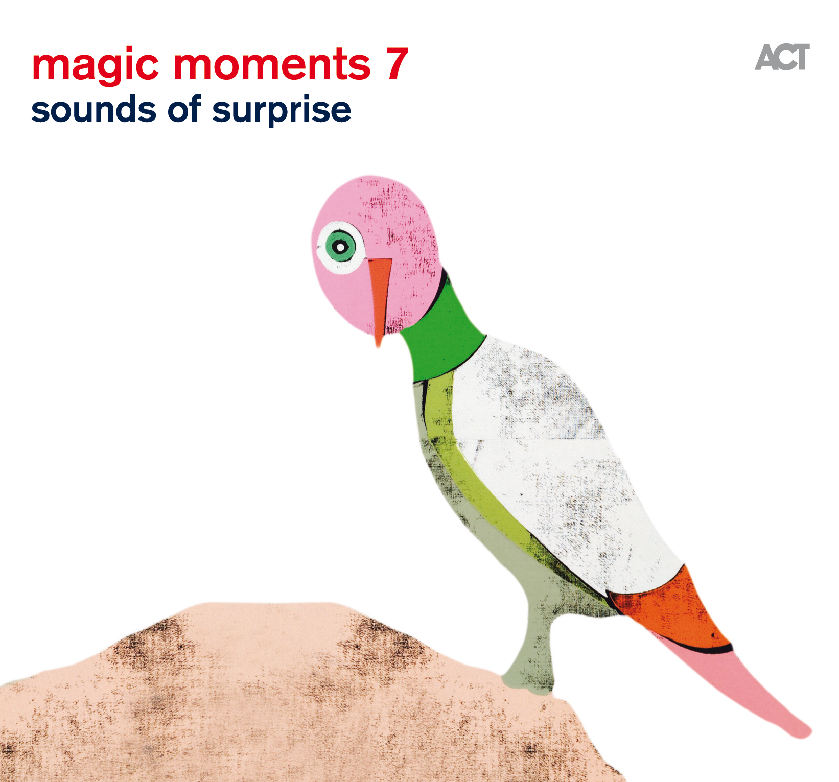 MAGIC MOMENTS 7 - SOUNDS OF SURPRISE