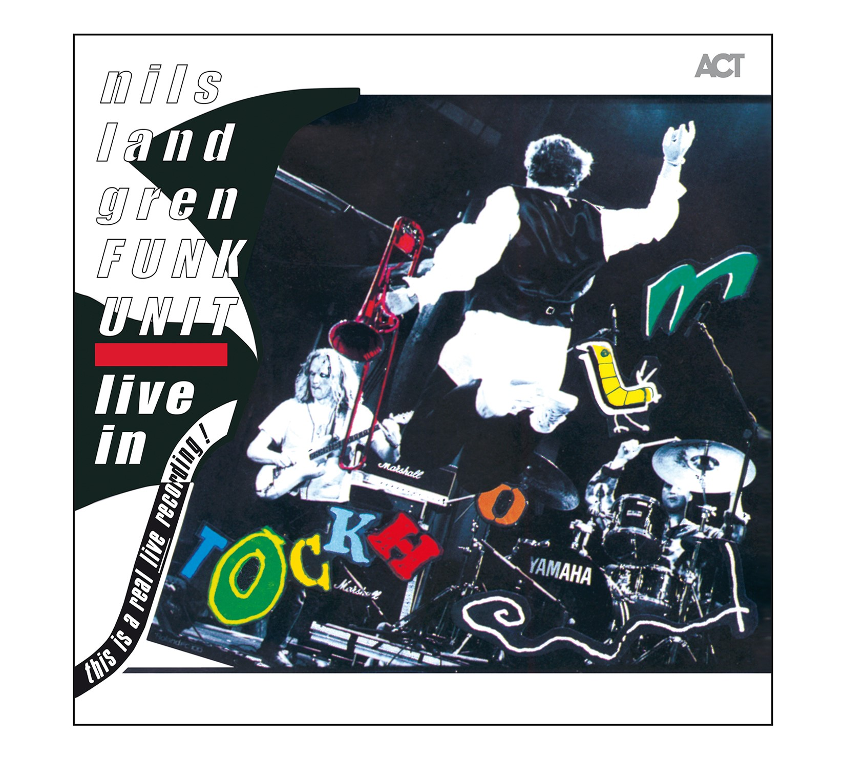 Live in Stockholm (Double LP)