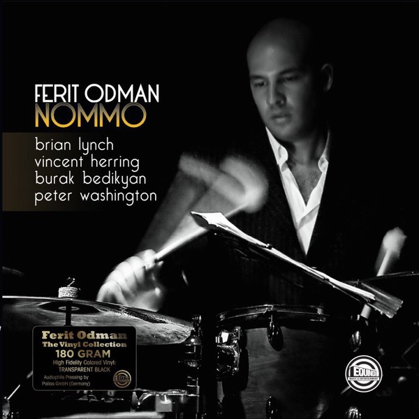 FERIT ODMAN - NOMMO (TRANSPARENT BLACK VINYL) (PLAK)