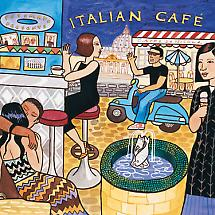 PUTUMAYO PRESENTS ITALIAN CAFE