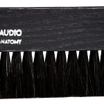 OAK WOOD BRUSH BLACK WITH ANTISTATIC GOAT AND NYLON FIBER - DELUXE (DRY AND WET CLEANING)