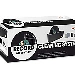 RECORD CLEANING SYSTEM FOR 12'' 10'' & 7'' VINYL