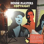 HOUSE MASTERS - COPYRIGHT 2 CD