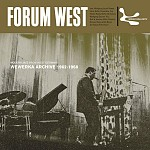 FORUM WEST - MODERN JAZZ FROM WEST GERMANY 10962-1968