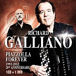 PIAZZOLA FOREVER 1992-2012 20 YEAR ANNIVERSARY