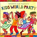 PUTUMAYO KIDS PRESENTS KIDS WORLD PARTY