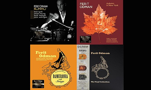 New Ferit Odman box set and special edition vinyl releases are out!